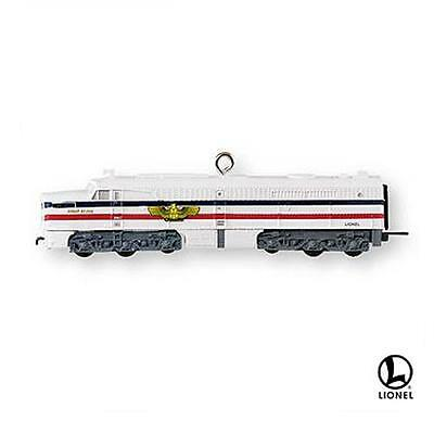 Hallmark Ornament 2007 Lionel Train #12 - Freedom Train Locomotive - #QX2347