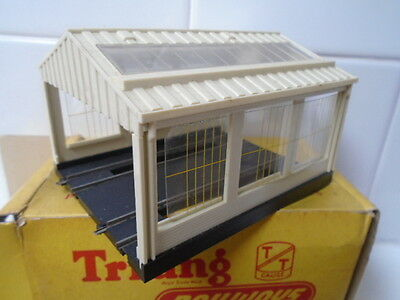 Vintage Triang Tt Diesel Loco Shed Boxed Excellent Condition Boxed