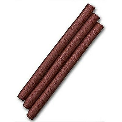 19 Mm Collagen Mahogany Casings