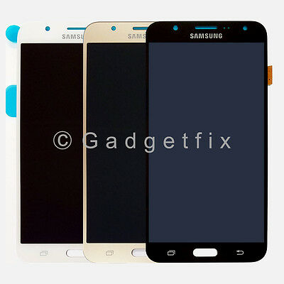 OEM LCD Display Touch Screen Digitizer Replacement Parts For Samsung Galaxy J7