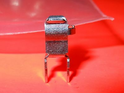 (Qty 100) Littelfuse 01000056Z Glass Fuse Clip / Holder High Quality 5mm x 20mm