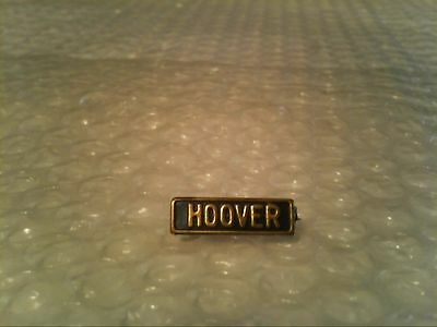 Herbert Hoover Original Vintage Campaign Lapel Pin From 1928 - Excellent!