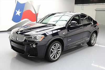 2016 BMW Other  2016 BMW X4 XDRIVE28I AWD M SPORT LINE SUNROOF 12K MI #R18552 Texas Direct Auto