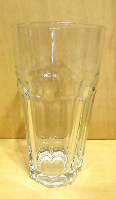 Libbey Marked Milkshake Malts Float Ice Cream Soda Fountain Thick Glass Vintage