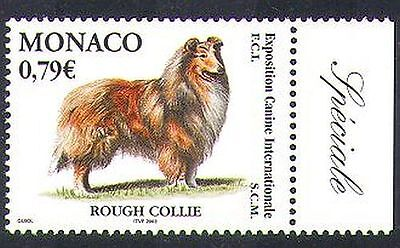 Monaco 2003 Collie/Dogs/Dog Show/Animals/Pets/Nature 1v n38315