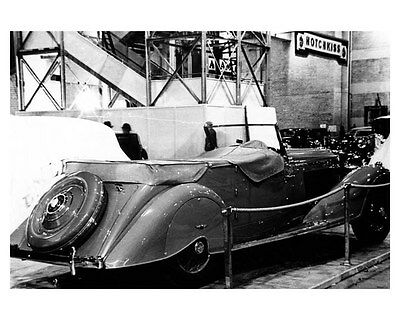 1939 Bentley ORIGINAL Photo ouc6247