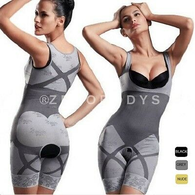 Women's Body Shapers Slimming Body Suit - Gives You a Firmer Slimmer Look