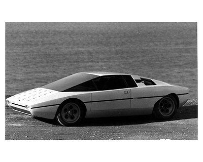 1974 Bertone Bravo ORIGINAL Factory Photo ouc6407