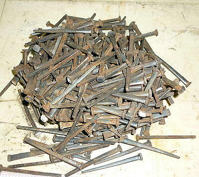Antique Square Nails 2 1/4 Inch 3 Lbs 10 oz. Amish