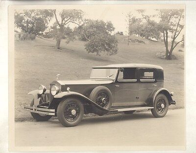 1932 ? Rolls Royce Phantom II St. Martin Brewster ORIGINAL Factory Photo ww6704