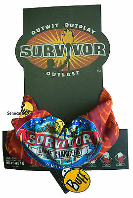 SURVIVOR BUFFS : Game Changers RED Buff - NEW on DISPLAY