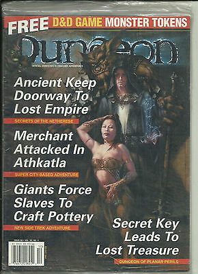 Dungeon Magazine - #88 (Advanced Dungeons & Dragons, D&d)