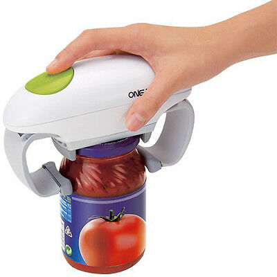 One Touch Automatic Hands Free Jar Lid Opener