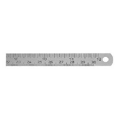 Stainless Steel Rule - Metric/Imperial - Flexible - EC2 - 2.5M