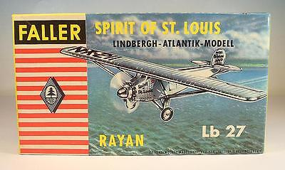 Faller 1/100 Lb 27 Bausatz Kit Spirit of St.Louis in O-Box #1640