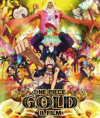 One Piece Gold - Il Film  Blue-Ray Anime