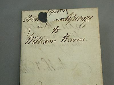 Chester Nova Scotia 1795 Indenture Signed Anthony Thickpenny Lunenburg Historic
