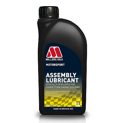 Millers Oils 1 Litre Competition Engine Engine Assembly Lube Lubrication