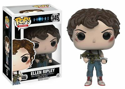Funko Pop Movies Aliens - Ellen Ripley - Vinyl Action Figure Collectible Toy 345
