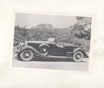 1934 ? Rolls Royce Thrupp & Maberly Continental ORIGINAL Photo ww6803
