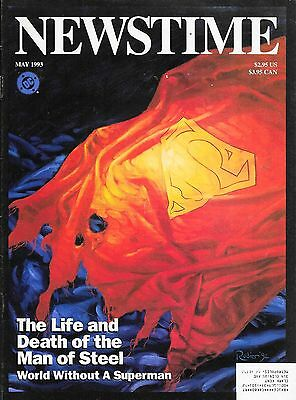 Newstime - The Life and Death of the Man of Steel