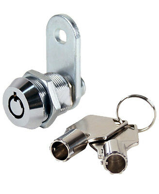 "Vending lock 5/8"" tubular cam lock keyed alike, cabinet door lock, #1452"
