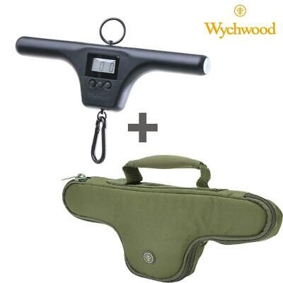 Wychwood T-Bar Digital Scales  Mkii Plus T-Bar Scale Pouch