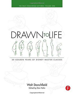 Drawn to Life: 20 Golden Years of Disney Master Classes: Volume 1: The Walt Stan
