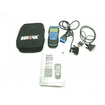 Equus 3110 Innova Diagnostic Code Scanner with Freeze Frame Data for OBDII
