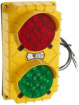 IRONguard SG10 LED Stop and Go Light Signal System, 6-3/8-Inch Width X...