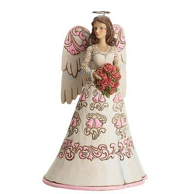 Heartwood Creek Anniversary Angel  Figurine  by Jim Shore NEW  21448