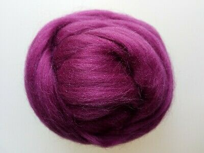 Heather Wool Tops for Felting 50 g