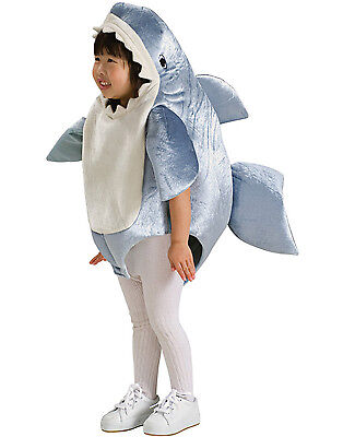 Shark Jaws Cute Costume Halloween Kids Dress Up Attack Child Infant Toddler