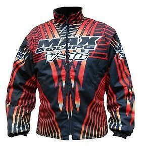 Wulfsport Max Equipe Ride Jacket Motocross Enduro  All Sizes Clearance