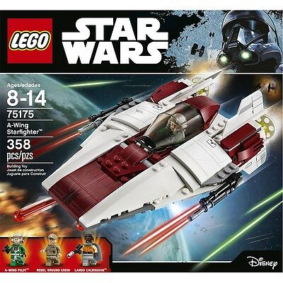 LEGO Star Wars TM A-Wing Starfighter 75175
