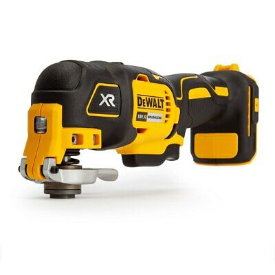 Dewalt DCS355N Oscillating Multi-Tool 18V li-ion Cordless Brushless (Body Only)