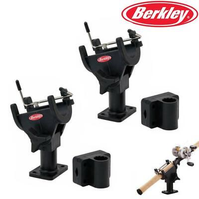 2 Berkley Quick Set Boat Rod Holder Sea Pike Coarse  1318291