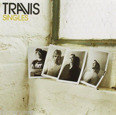 Travis ( New Sealed Cd ) Singles : Greatest Hits Collection / The Very Best Of