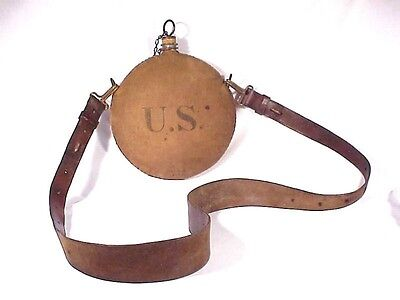 U.S. CANTEEN and STRAP 1903-1907