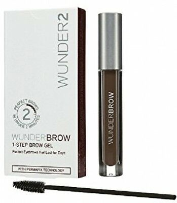 WunderBrown Perfect Eyebrows Fill Define Shape Brows Brown