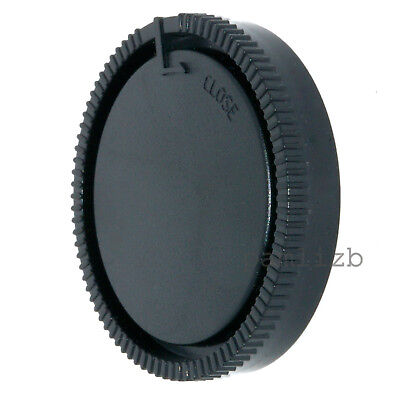 Rear protective Cap fits Sony A mount digital camera lens + Minolta AF Dynax