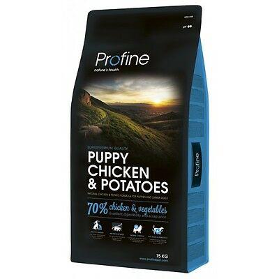 15kg NEW Profine PUPPY chiot 30/20 super prémium  croquettes