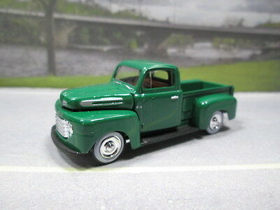 1948  '48  Ford F-1  Pickup   Green  Limited Edition    S Scale Die-Cast
