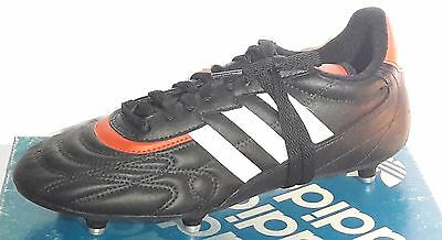 CHAUSSURES DE FOOT VINTAGE ADIDAS TORRA CUP TAILLE 40 uk 6.5