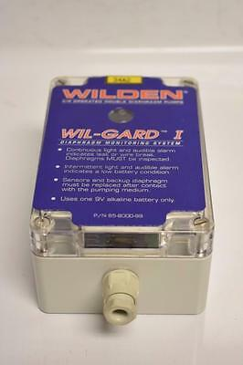 Wil-Gard I 65-8000-99 Diaphragm Monitoring System Module Wilden USED