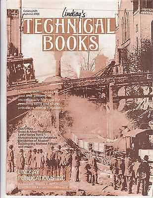 Lindsay's Technical Books, Catalog 625, Autumn 2004 - ORIGINAL