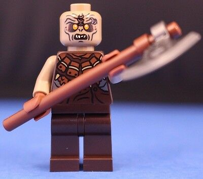 LEGO® LORD OF THE RINGS™ 79008 MORDOR ORC Minifigure™ + Battle Axe Accessory