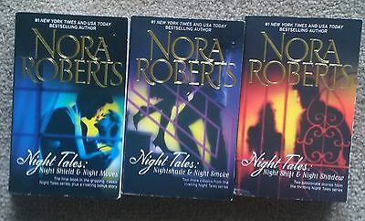 NORA ROBERTS - Complete Night Tales (3 Books, 6 Stories)