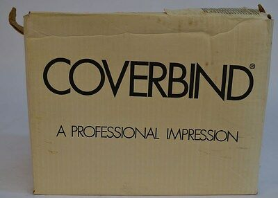 """NEW Lot 170 Coverbind Classic Olympic Green Marbled Thermal Binding Covers 1/8"""""""
