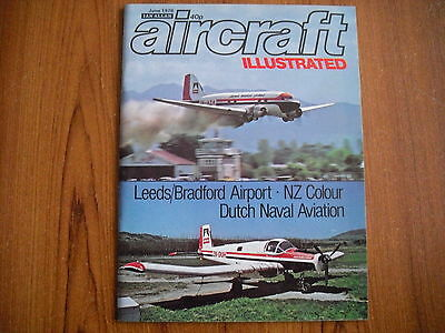 Aircraft Illustrated - June 1978 - Concorde